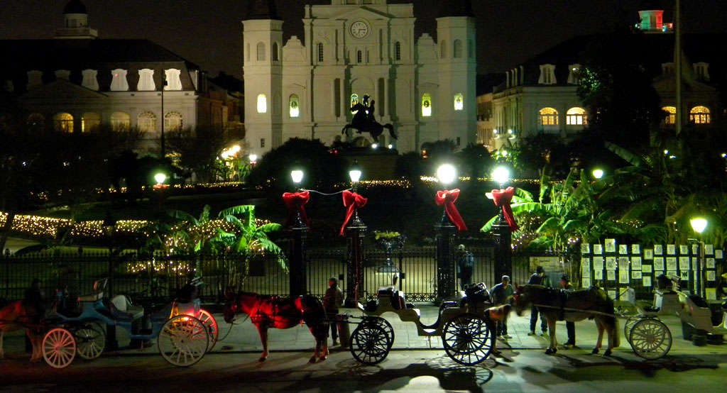 Holiday Cruising Tour The Sparkle And Joy Of New Orleans GoNOLA Com - New Orleans Christmas Lights
