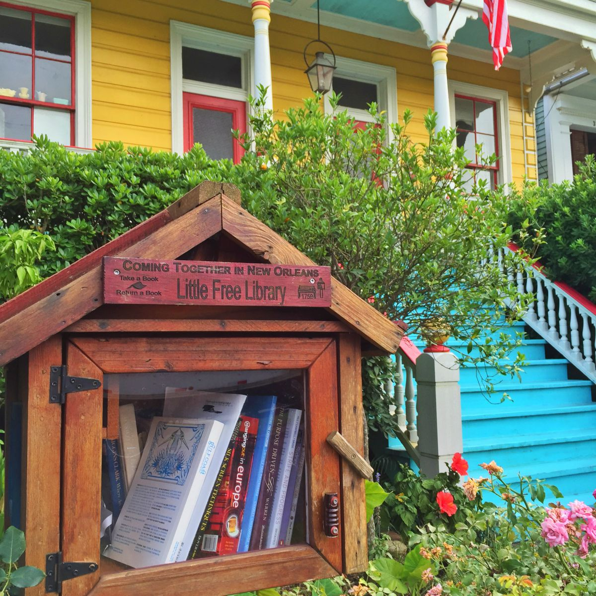 Read All About It Nola 39 S Little Free Libraries