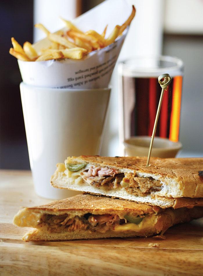 cochon de lait saindwich luke new orleans