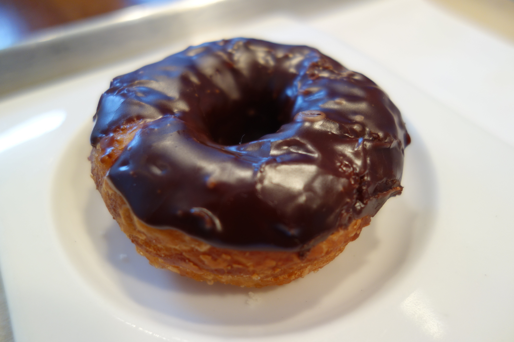 Chocolate glazed from ManhattanJack. (Photo: Paul Broussard)
