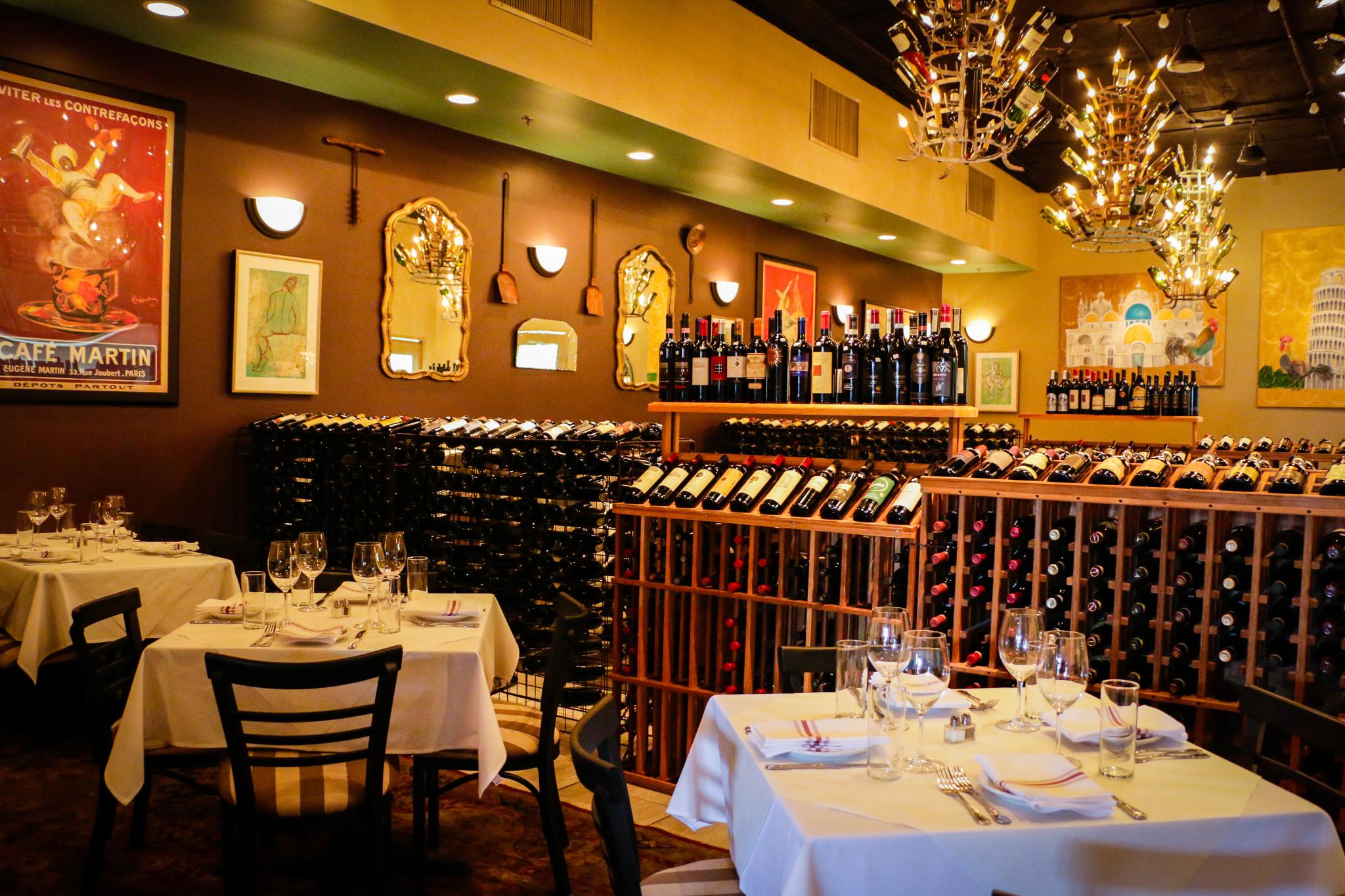 Marcello's. (Photo: Rebecca Ratliff)