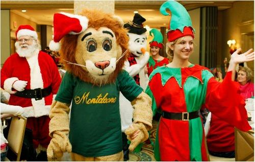 hotel monteleone christmas