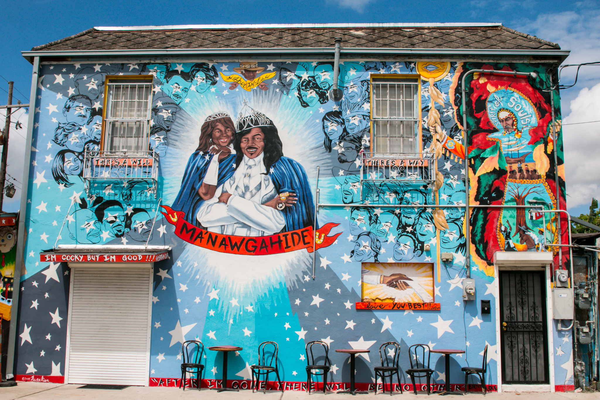 Kermit's Treme Mother-in-Law Lounge in the Treme. (Photo: Rebecca Ratliff)