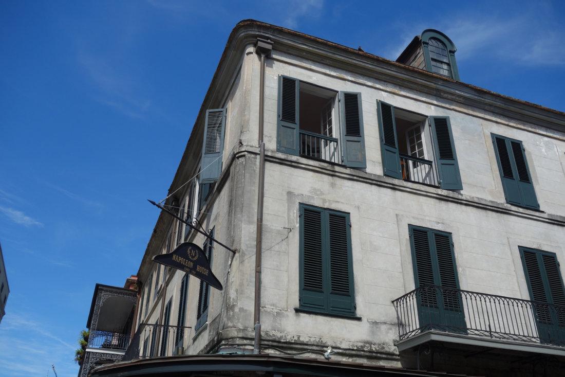 Napoleon House. (Photo: Paul Broussard)