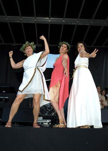 new orleans greek festival toga