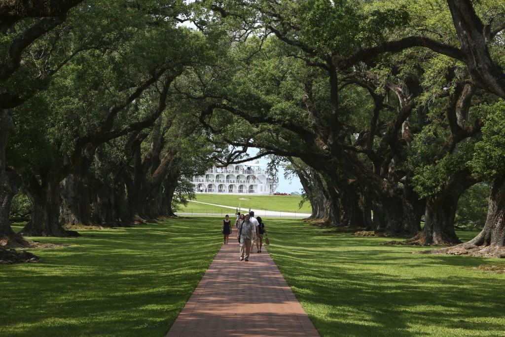 Oak Alley plantation. (Courtesy photo)