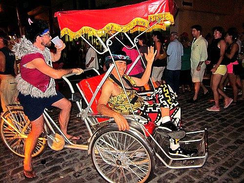 Midsummer Mardi Gras New Orleans