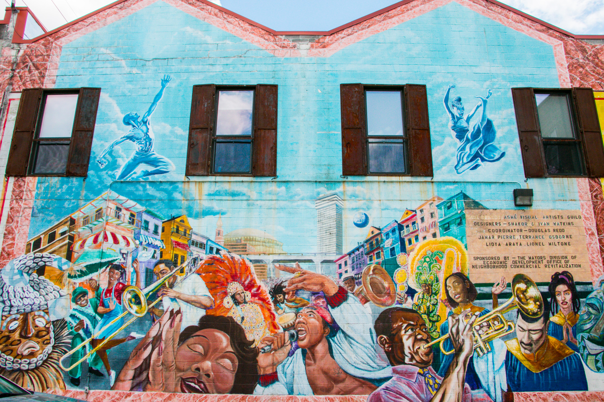 New Orleans Public Art Tour Part 2