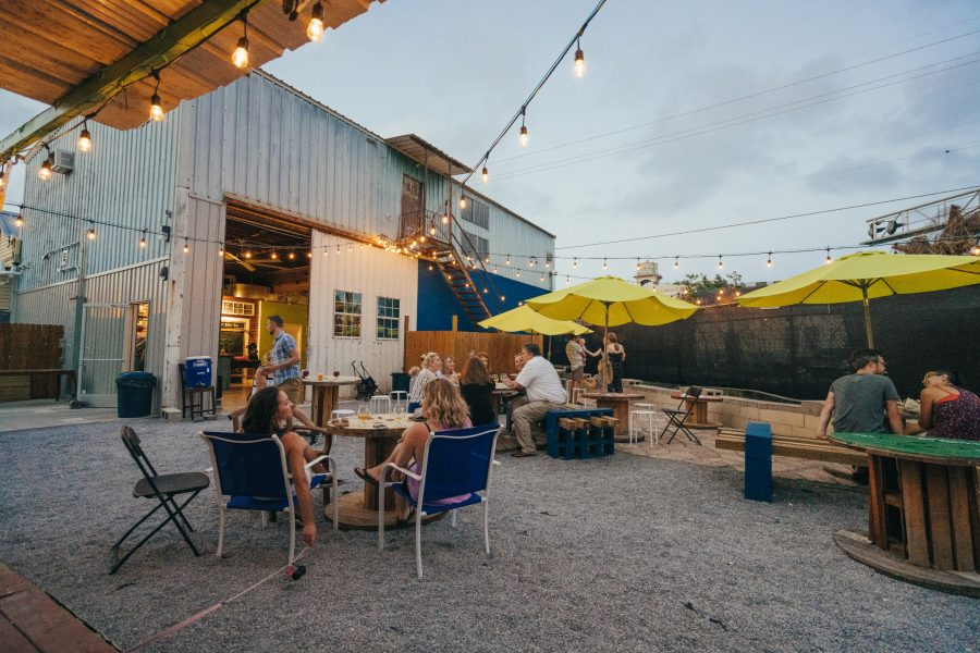 Where Are The Best Biergartens In New Orleans