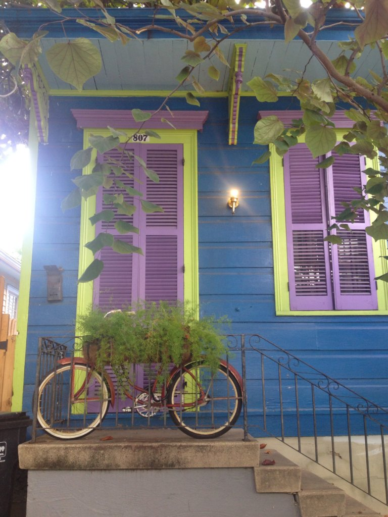 marigny new orleans color