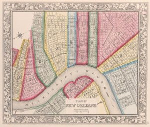 NOLA History: 8 Fascinating Old New Orleans Maps - GoNOLA.com