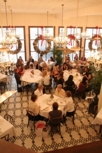 Reveillon Dinners in New Orleans mean Christmas Romance