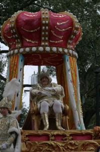 Mardi Gras Krewe of Rex