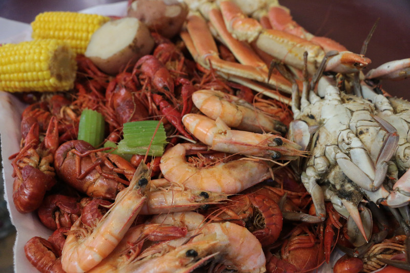 For an authentic taste of Louisiana come to the Cajun Seafood House in Vestavia AL
