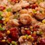 GoNOLA Recipes at Home: Shrimp and Corn Maque Choux thumbnail