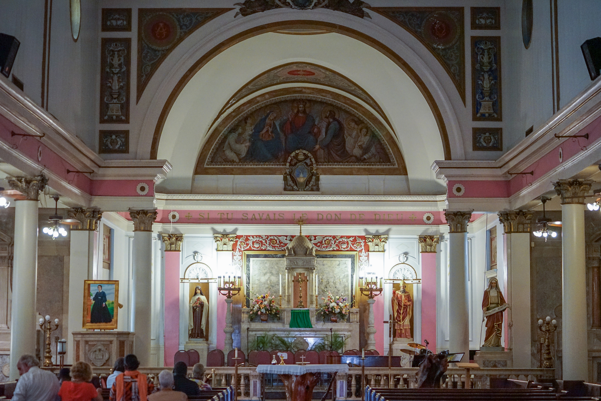 st aug altar