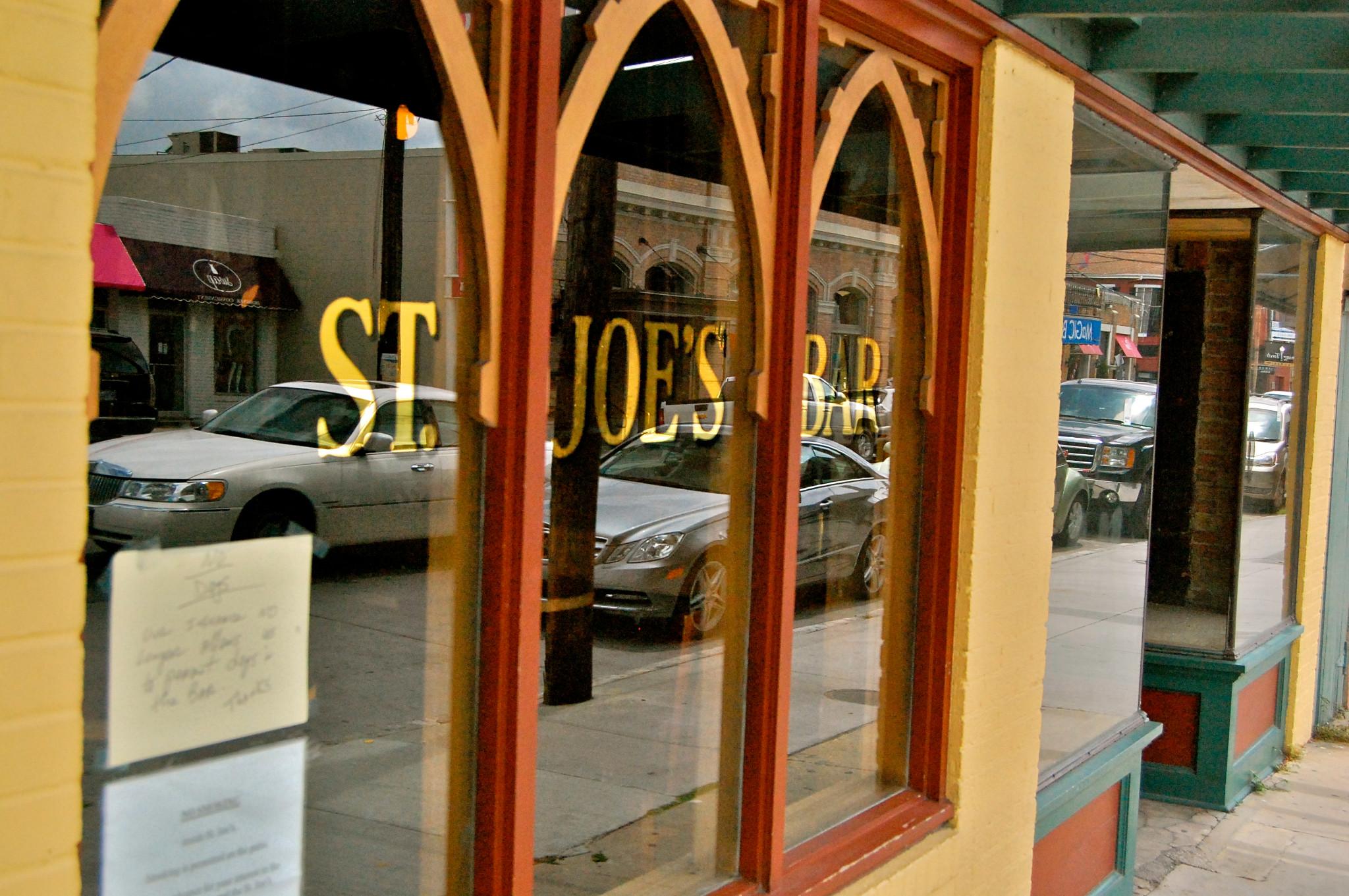 st joes bar