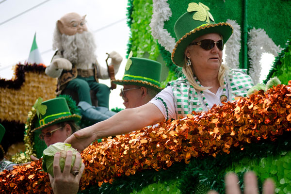 Irish Channel St. Patrick's Day Parade