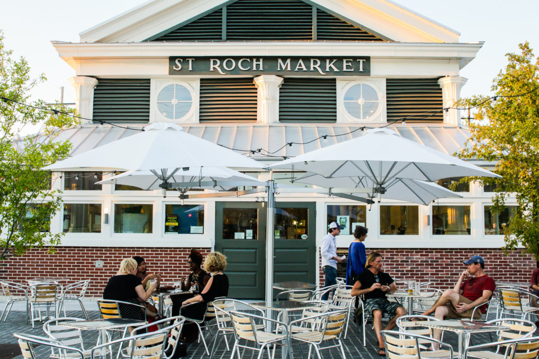 St. Roch Market. (Photo: Rebecca Ratliff)
