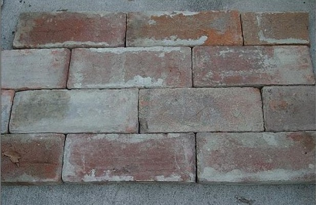 Antique Floor Terra Cotta Tiles From Wirthmore