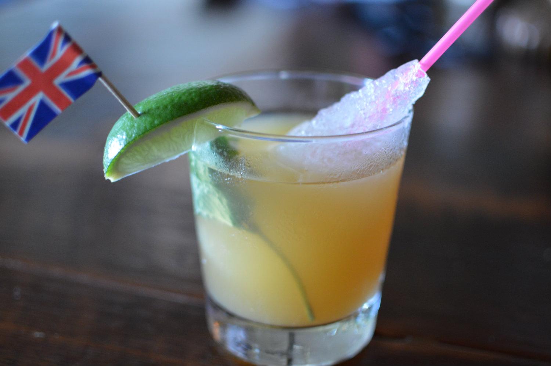 Beachbum cocktail