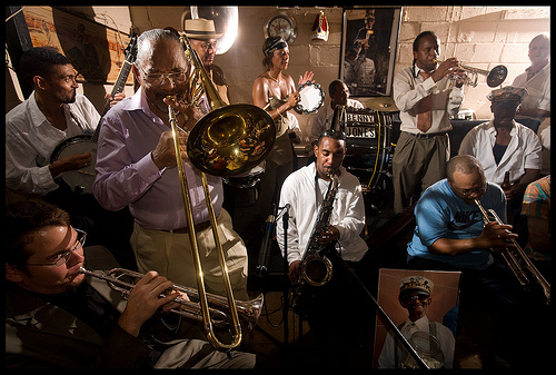 treme brass band, new orleans music