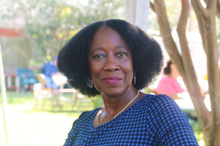Viola Johnson Blunt. (Courtesy photo)