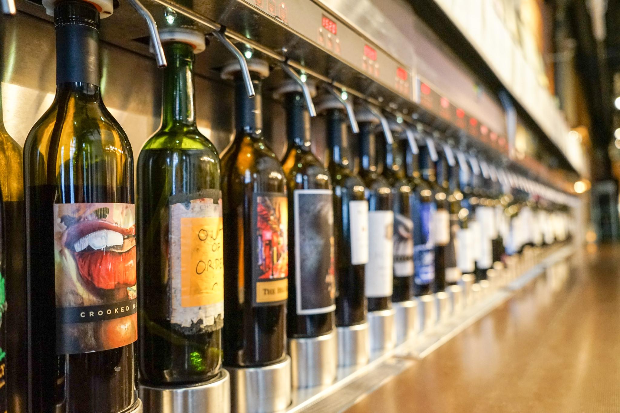 a vintage crop of new orleans wine bars