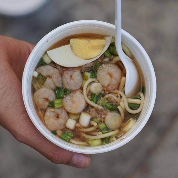 Yaka-mein from Miss Linda's. (Photo: Paul Broussard)